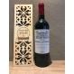 Château de PORTETS First red wine 2015